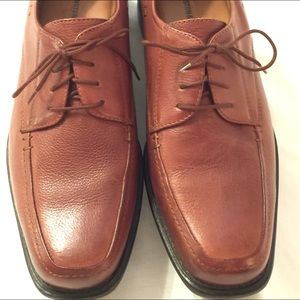 Men's Johnston & Murphy Flex Sole Tie Oxfords